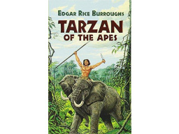 Imagen Tarzan of the Apes. Edgar Rice Burroughs