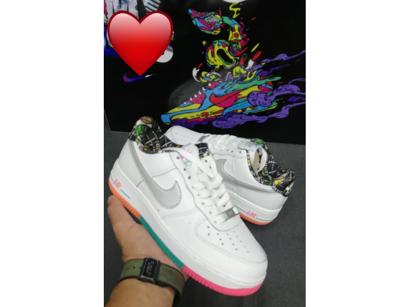 big sale 03109 fcda1 Imagen TENIS NIKE AIR FORCE DAMA