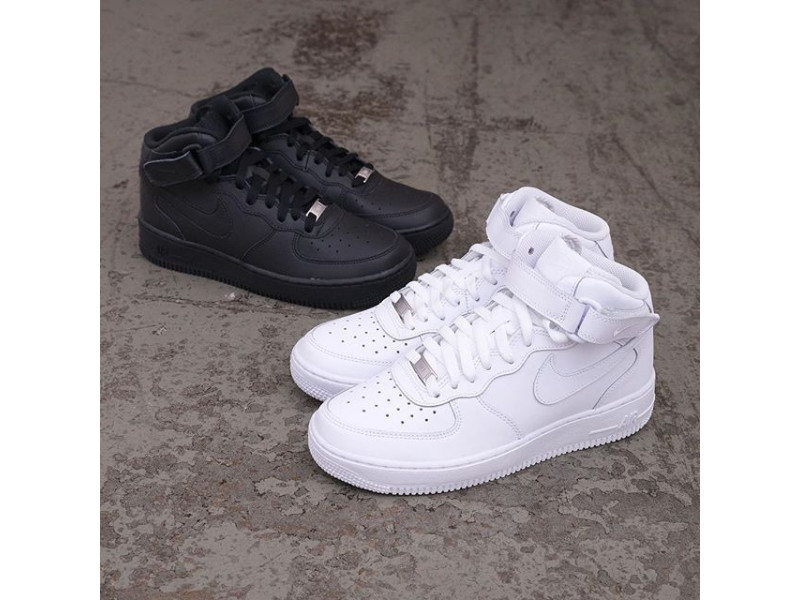 hot sale online 547e2 f1049 Imagen TENIS NIKE AIR FORCE ONE BOTA
