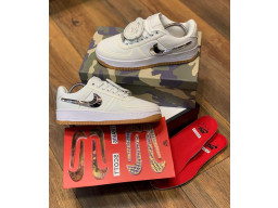 Imagen TENIS NIKE AIR FORCE ONE TRAVIS SCOTT