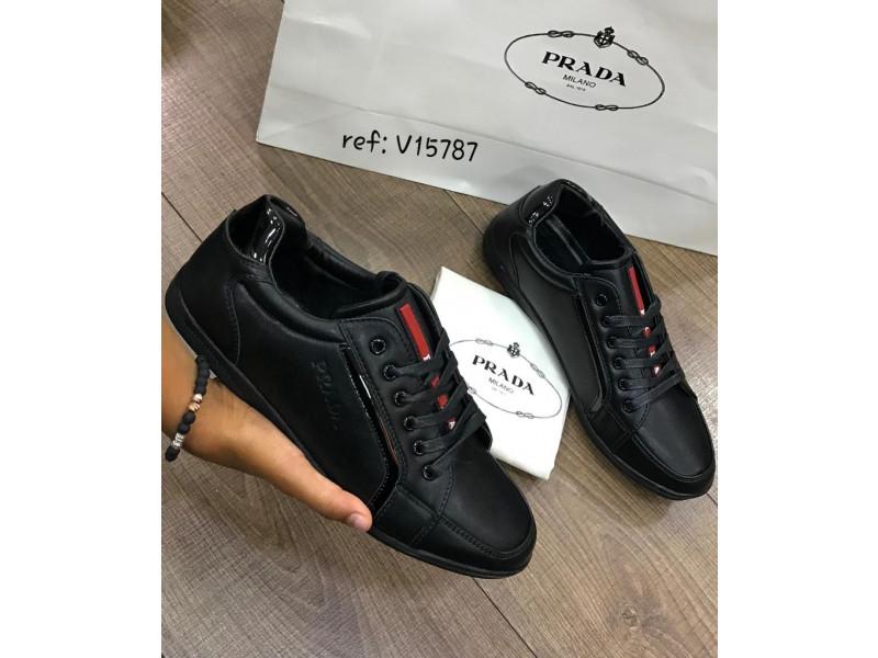 mejores zapatillas de deporte mejor proveedor seleccione para auténtico TENIS PRADA PARA HOMBRE: PRD-002 GREYKA STORE