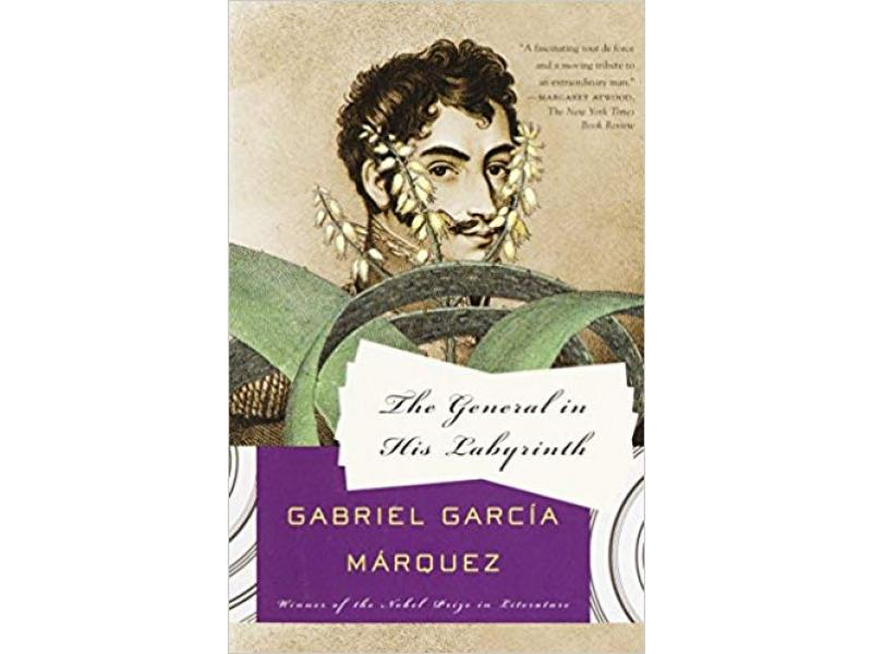 Imagen The General in His Labyrinth. Gabriel García Márquez