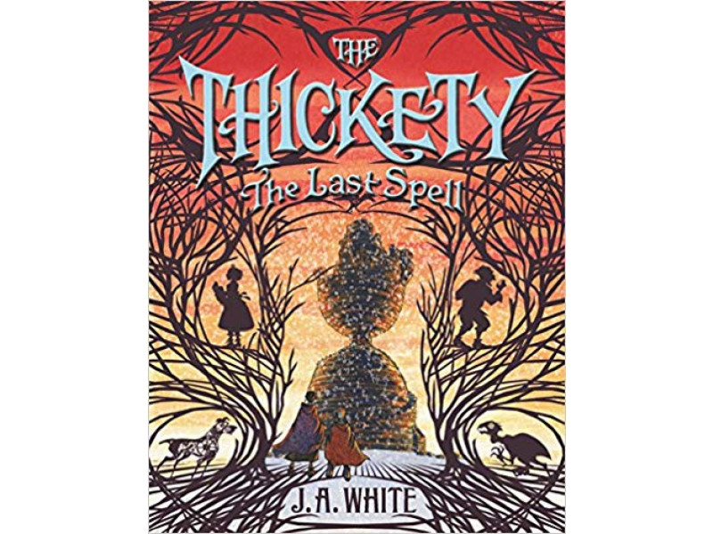 Imagen The Thickety #4 : The Last Spell 1