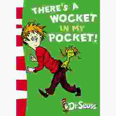 ImagenThere´s a Wocket in my Pocket. Dr. Seuss