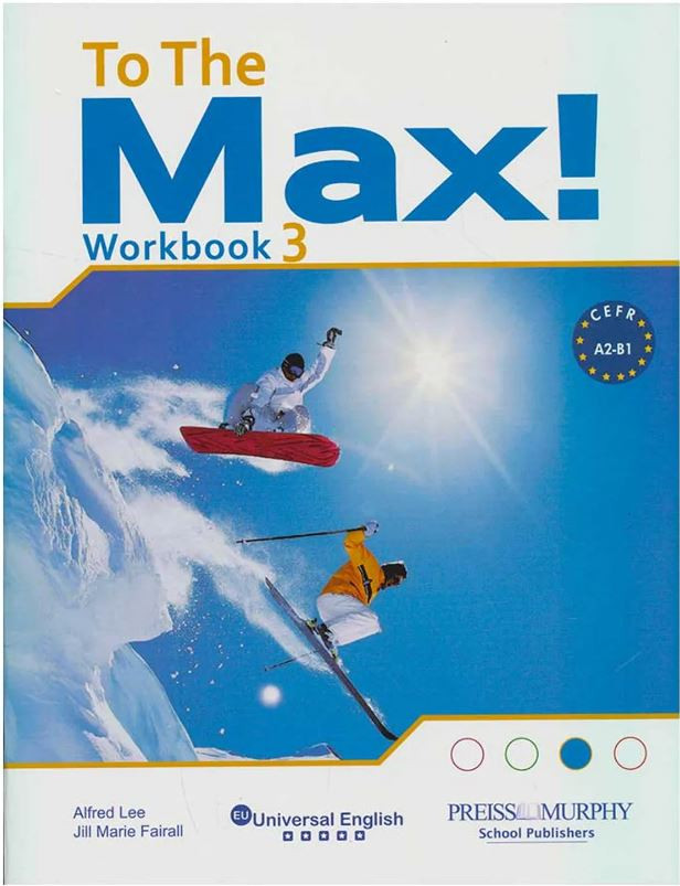 ImagenTo the max! Workbook 3