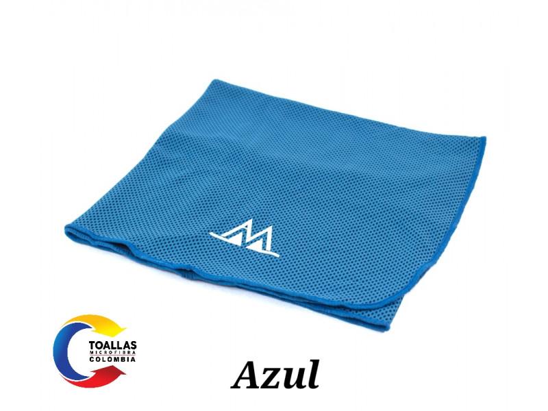 Fit-Flip Cooling Towel como Toalla Deportiva 100x30 cm Toalla para Golf Toalla de enfriamiento como Regalo para /él o Ella
