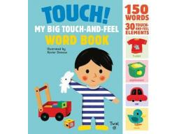 Imagen Touch! My Big touch - and- feel. Word Book