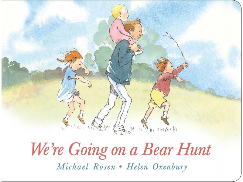 Imagen We're going on a bear hunt (Lap Edition) 1