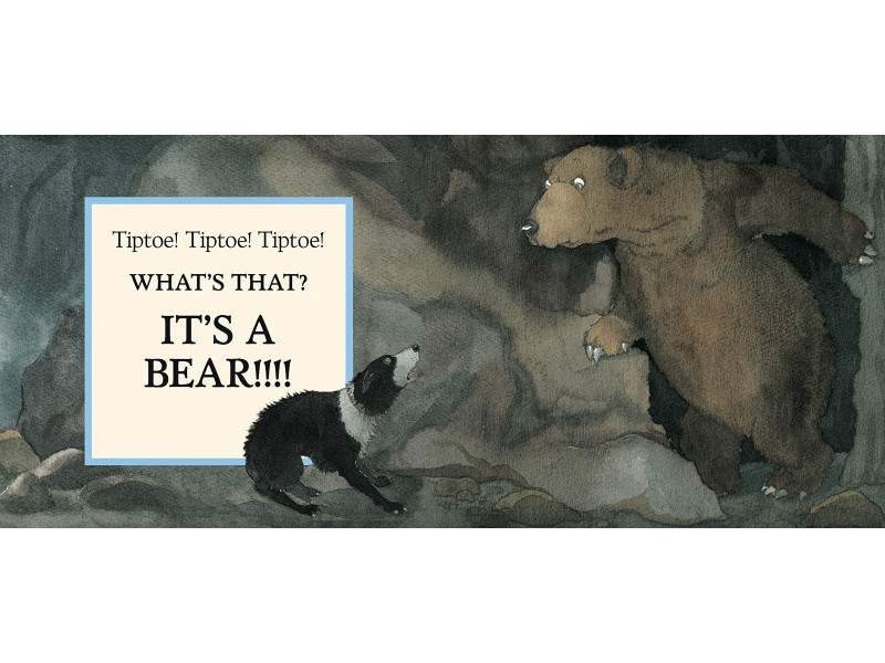 Imagen We're Going on a Bear Hunt Sound Book 4