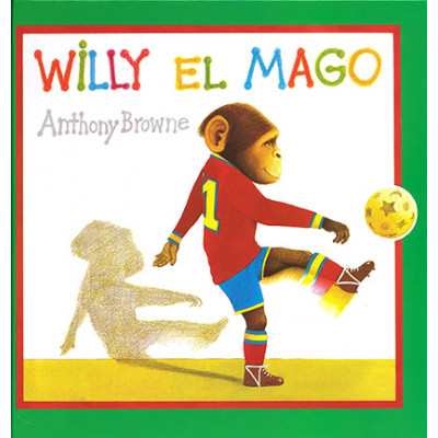 ImagenWilly el mago. Anthony Browne