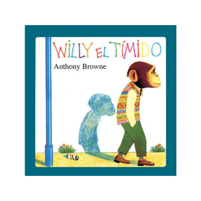 ImagenWilly el tímido. Anthony Browne