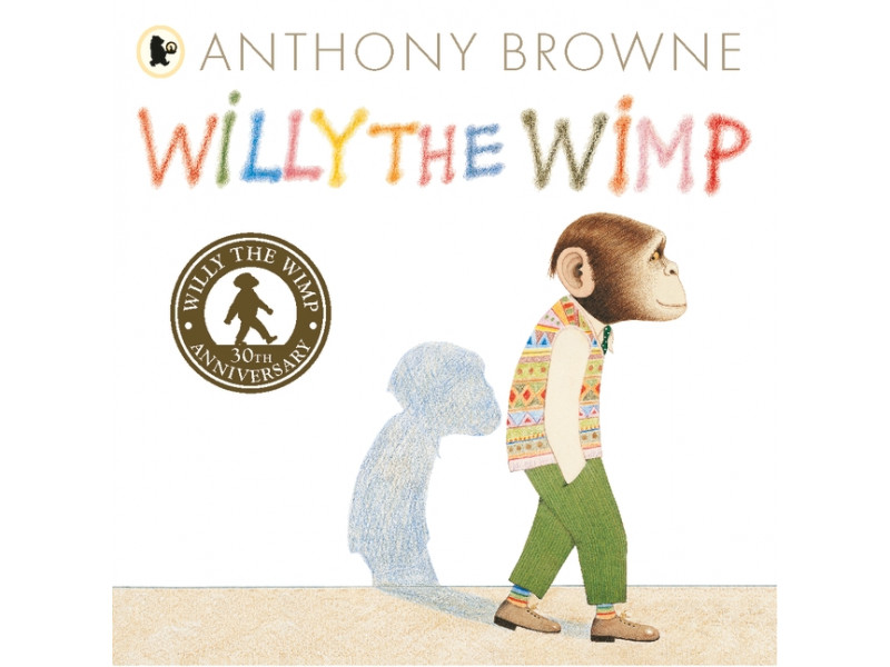 Imagen Willy the Wimp  30th anniversary edition 1